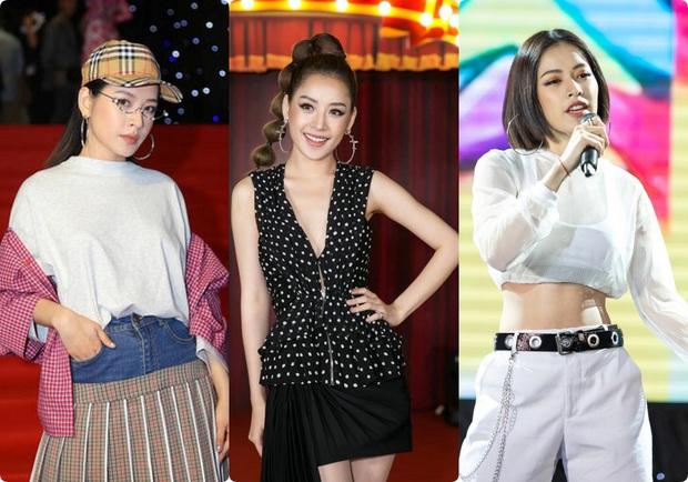 Nhìn lại chuyện tình của Chi Pu, mỗi thời điểm lại gắn liền với một style: Từ kẹo ngọt đến chững chạc, hiện tại là sexy bỏng mắt - Ảnh 7.
