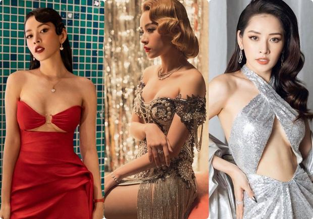 Nhìn lại chuyện tình của Chi Pu, mỗi thời điểm lại gắn liền với một style: Từ kẹo ngọt đến chững chạc, hiện tại là sexy bỏng mắt - Ảnh 9.