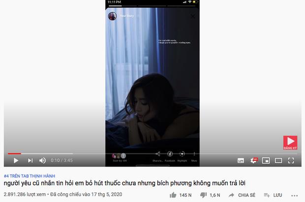 Sau hơn 1 ngày, MV chill tận nóc của Bích Phương lọt top 15 video xem nhiều nhất thế giới nhưng lại chịu thua hai nhân vật đáng gờm khác của Vpop - Ảnh 2.