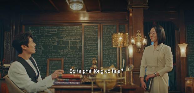 4 pha thả thính rớt liêm sỉ của Kim phân Lee Min Ho ở tập 6 Quân Vương Bất Diệt: Nếu ngủ lại thì cũng ngủ ở giường của ta chứ - Ảnh 1.