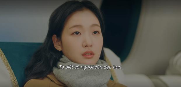 4 pha thả thính rớt liêm sỉ của Kim phân Lee Min Ho ở tập 6 Quân Vương Bất Diệt: Nếu ngủ lại thì cũng ngủ ở giường của ta chứ - Ảnh 2.