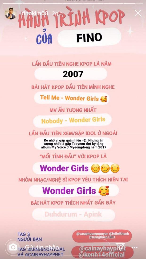 FC Kpop xịn xò nhất Vbiz: Nguyễn Trần Trung Quân mãi yêu BIGBANG, 2NE1; Amee, Đỗ Hoàng Dương là fan Kpop tuyệt đối, Juky San bias Lisa - Ảnh 12.