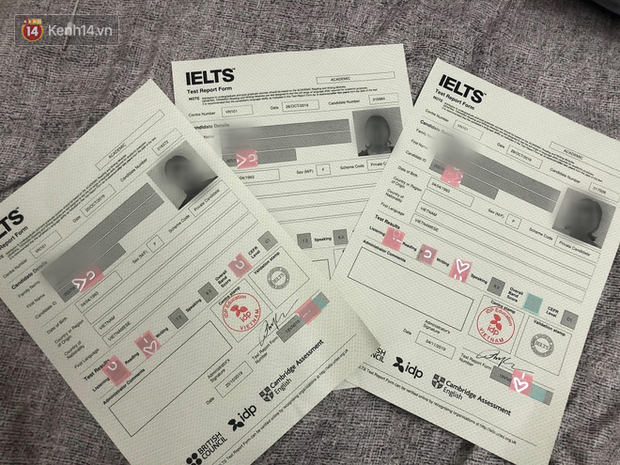 Toàn cảnh vụ giáo viên tại trung tâm IELTS Tuấn Quỳnh photoshop điểm lên 8.0: Chưa được Sở GD-ĐT cấp phép, công an vào cuộc, học viên kêu cứu - Ảnh 1.