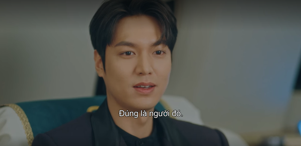 4 pha thả thính rớt liêm sỉ của Kim phân Lee Min Ho ở tập 6 Quân Vương Bất Diệt: Nếu ngủ lại thì cũng ngủ ở giường của ta chứ - Ảnh 3.