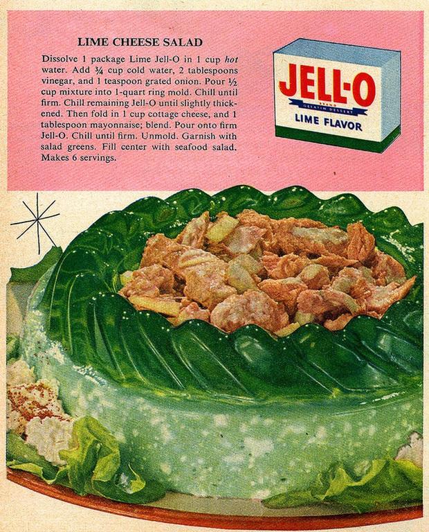 """15 món ăn kỳ lạ từng rất được yêu thích trong quá khứ, ngày nay nhìn lại ai cũng """"té ngửa"""" vì sự kết hợp nguyên liệu… hiểu chết liền! - Ảnh 25."""