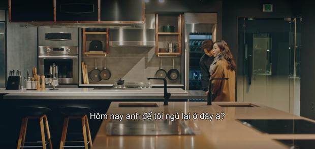 4 pha thả thính rớt liêm sỉ của Kim phân Lee Min Ho ở tập 6 Quân Vương Bất Diệt: Nếu ngủ lại thì cũng ngủ ở giường của ta chứ - Ảnh 5.