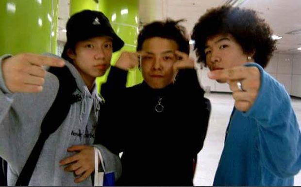 """Thành viên """"hụt"""" của BIGBANG: Trainee nổi tiếng bạn thân của GD và Taeyang, không debut vì lý do bất ngờ nhưng thái độ với đồng đội cũ mới gây chú ý - Ảnh 2."""