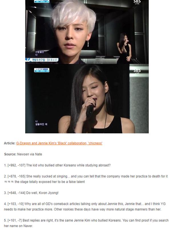 """Ngày nào Jennie (BLACKPINK) bị Knet dè bỉu là được """"o bế"""" khi collab với G-Dragon, giờ đây 2 anh em khiến MXH """"dậy sóng"""" với 6 phút livestream - Ảnh 6."""