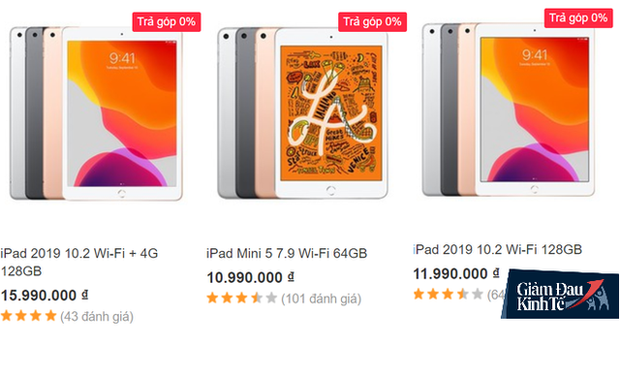 Trong khi giá iPhone lao dốc, iPad lại cháy hàng, tăng giá giữa mùa dịch Covid-19 - Ảnh 2.