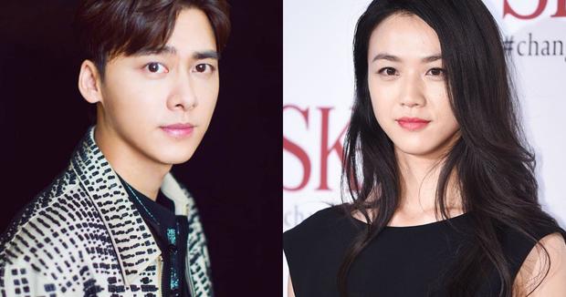 Netizen choáng váng trước khả năng phù phép của stylist Hàn Quốc, biến 2 sao Cbiz từ thường thường thành đỉnh cao nhan sắc - Ảnh 1.