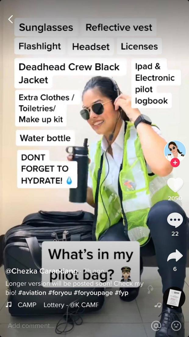 Cứ hay thắc mắc phi công lúc nào cũng kéo theo chiếc vali to đùng siêu ngầu dù chuyến bay là ngắn hay dài và bí mật đã được một nữ phi công bật mí tất tần tật - Ảnh 2.