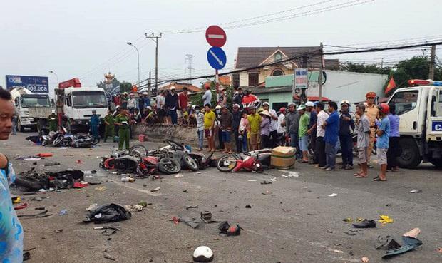 61 người chết vì tai nạn trong ba ngày nghỉ lễ 30/4 - Ảnh 1.