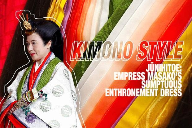 Điều ít biết về bộ trang phục 12 lớp, nặng 20kg đỉnh cao vẻ đẹp trang phục truyền thống Nhật Bản, Hoàng hậu Masako cũng từng mặc ngày đăng quang - Ảnh 1.