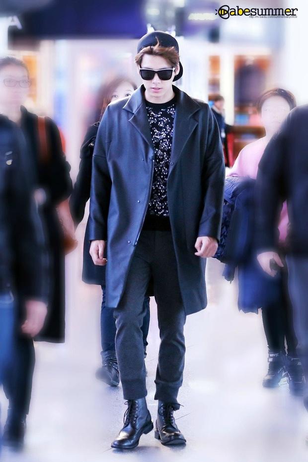 Netizen choáng váng trước khả năng phù phép của stylist Hàn Quốc, biến 2 sao Cbiz từ thường thường thành đỉnh cao nhan sắc - Ảnh 13.