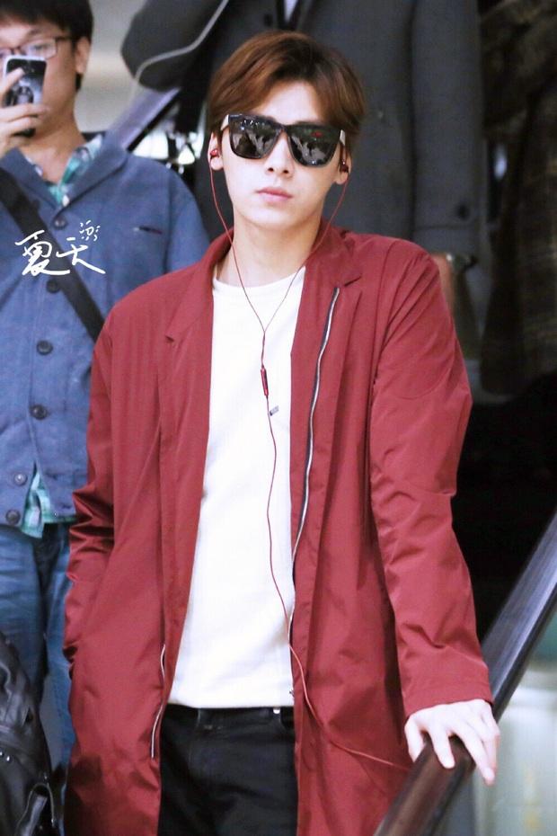 Netizen choáng váng trước khả năng phù phép của stylist Hàn Quốc, biến 2 sao Cbiz từ thường thường thành đỉnh cao nhan sắc - Ảnh 14.