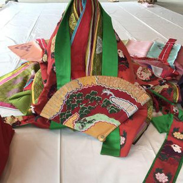 Điều ít biết về bộ trang phục 12 lớp, nặng 20kg đỉnh cao vẻ đẹp trang phục truyền thống Nhật Bản, Hoàng hậu Masako cũng từng mặc ngày đăng quang - Ảnh 14.