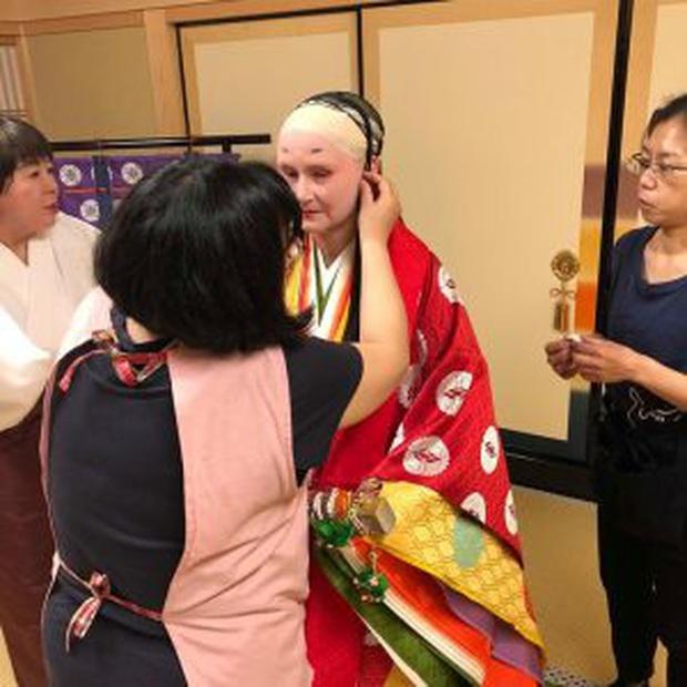 Điều ít biết về bộ trang phục 12 lớp, nặng 20kg đỉnh cao vẻ đẹp trang phục truyền thống Nhật Bản, Hoàng hậu Masako cũng từng mặc ngày đăng quang - Ảnh 16.
