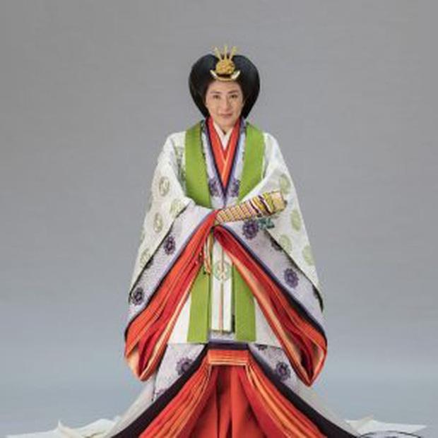 Điều ít biết về bộ trang phục 12 lớp, nặng 20kg đỉnh cao vẻ đẹp trang phục truyền thống Nhật Bản, Hoàng hậu Masako cũng từng mặc ngày đăng quang - Ảnh 3.