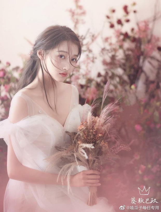 So kè mỹ nhân Cbiz khi diện váy cưới: Nhiệt Ba bốc lửa chẳng cần photoshop, Dương Tử muối mặt vì bị tố chi tiết đáng ngờ - Ảnh 9.