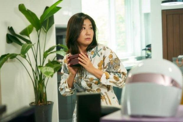 Review BÀ HOÀNG NÓI DỐI: Phim hài hay xuất sắc của quý bà da báo và bà ngoại quốc dân xứ Hàn - Ảnh 4.