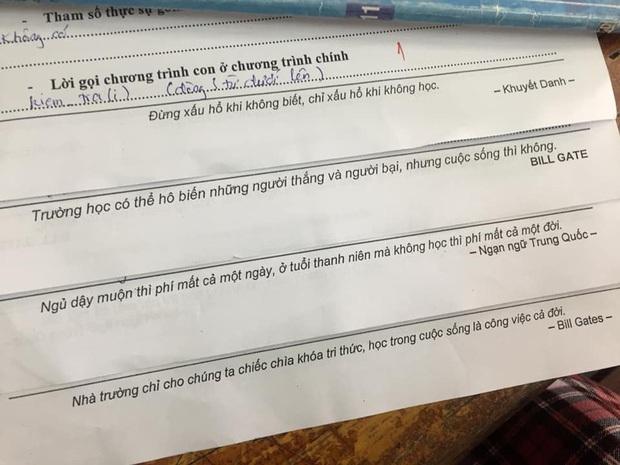 Nhận mã đề quen quen, học trò giật mình thảng thốt trong phòng thi: Thầy cô bắt trend nhanh thế này ai chơi lại? - Ảnh 3.