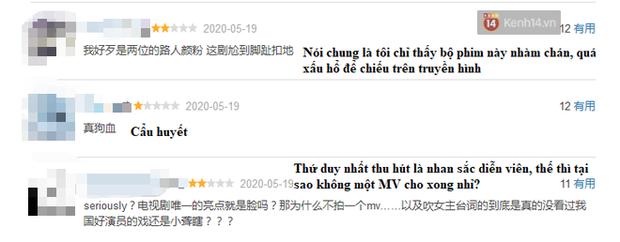 Hạnh Phúc Trong Tầm Tay vừa lên sóng đã bị netizen Trung chê tơi tả, rating giảm mạnh khi Hoàng Cảnh Du xuất hiện - Ảnh 6.