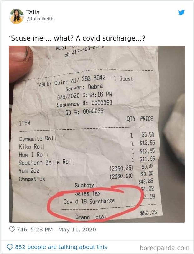 """Tranh cãi nảy lửa xoay quanh việc một nhà hàng thu """"phụ phí Covid-19"""" sau dịch: Lý do đằng sau là gì, thực khách có là người chịu thiệt? - Ảnh 2."""