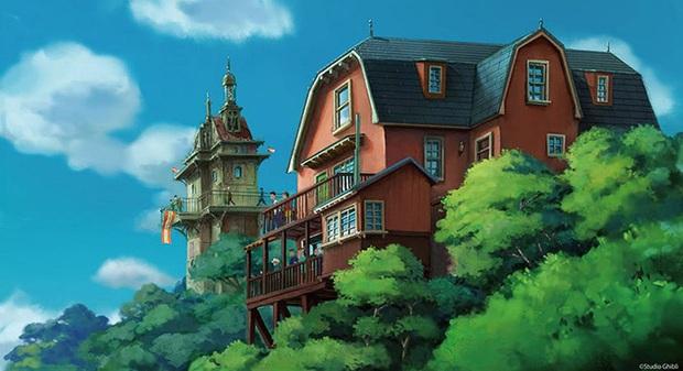 """HOT: Nhật Bản sắp ra mắt công viên chủ đề Ghibli mang cả thế giới hoạt hình ra ngoài đời thật, nhìn ảnh """"nhá hàng"""" mà dân mạng phải điêu đứng - Ảnh 8."""