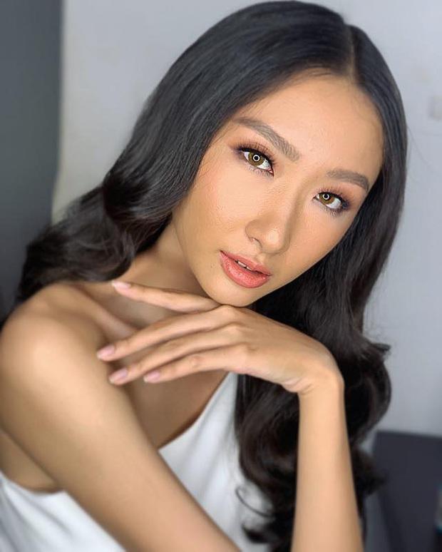 Đến Hoa hậu Thanh Khoa cũng không cứu nổi ê-kíp makeup của Người ấy là ai - Ảnh 6.