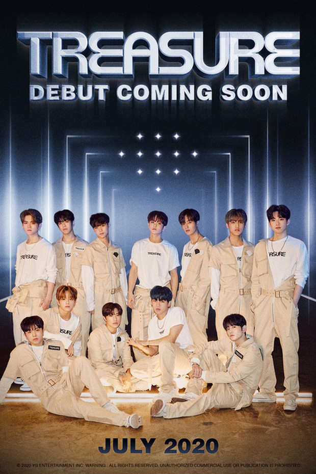 Tân binh TREASURE cover bài debut của BLACKPINK: Nghe mới mẻ và chất lừ khiến netizen khen không ai cover nhạc YG hay như nghệ sĩ công ty - Ảnh 1.