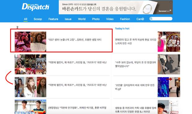 Giữa scandal dàn minh tinh quẩy tiệc, sinh nhật đặc biệt của chị đại tự nhận đẹp hơn cả Kim Tae Hee chiếm spotlight - Ảnh 7.