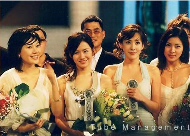 Màn đọ sắc tứ đại nữ thần 17 năm trước gây bão: Son Ye Jin quá đẹp, nhưng mỹ nhân Chuyện tình Paris còn gây choáng hơn - Ảnh 2.