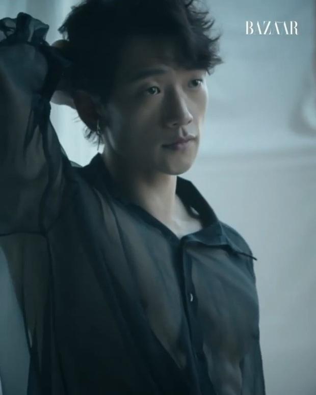 Không thở nổi vì ảnh mới khoe si cu la nóng bỏng của Bi Rain: Ông bố bỉm sữa 2 con sexy thế này, nhất Kim Tae Hee rồi! - Ảnh 6.