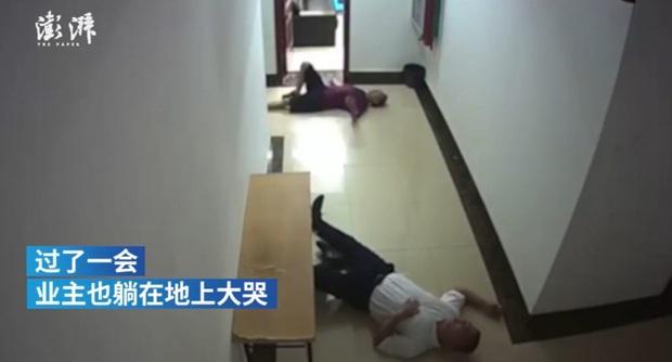 Trung Quốc: luận võ không ăn thua, hai cao thủ võ lâm so tài... ăn vạ xem ai là người chiến thắng - Ảnh 4.