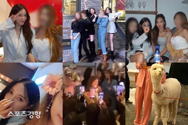 Giữa scandal dàn minh tinh quẩy tiệc, sinh nhật đặc biệt của chị đại tự nhận đẹp hơn cả Kim Tae Hee chiếm spotlight - Ảnh 6.