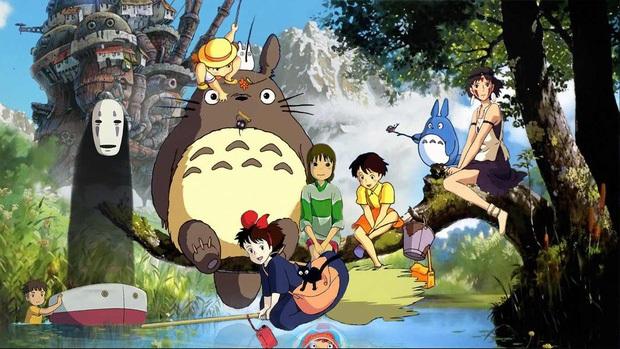 """HOT: Nhật Bản sắp ra mắt công viên chủ đề Ghibli mang cả thế giới hoạt hình ra ngoài đời thật, nhìn ảnh """"nhá hàng"""" mà dân mạng phải điêu đứng - Ảnh 1."""
