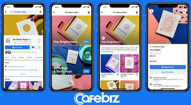 Facebook vừa chính thức cho phép 2,6 tỷ người dùng mua hàng trực tiếp app: Từ Amazon đến các ứng dụng mua bán ship đồ đều phải run sợ! - Ảnh 2.