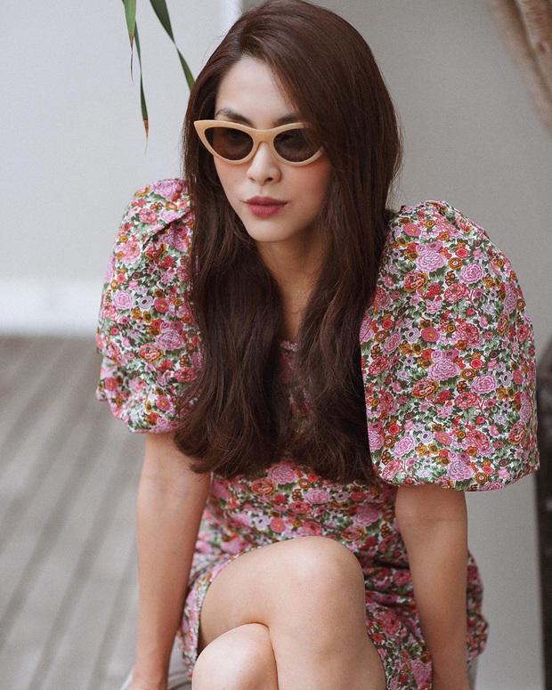 Hà Tăng diện váy hoa bình dân xinh lịm tim, chị em đu theo cực đơn giản nhờ loạt thiết kế từ Zara, Mango, ASOS này - Ảnh 1.