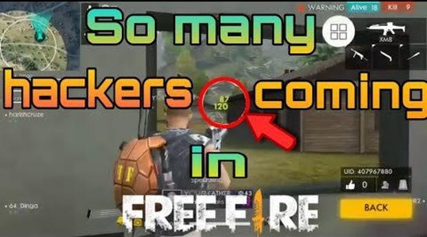 Free Fire: Muôn hình muôn vẻ hack-cheat khiến người chơi chỉ muốn đập máy ngay lập tức - Ảnh 1.