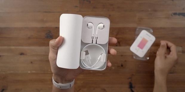 Apple có thể sẽ lại vòi tiền bằng cách bán iPhone 12 mà không có tai nghe EarPods đi kèm trong hộp - Ảnh 1.