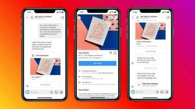 Tham vọng thành siêu ứng dụng của Facebook: Người dùng sẽ lướt mạng xã hội, nhắn tin, mua sắm, chuyển tiền mà không cần rời khỏi app - Ảnh 2.