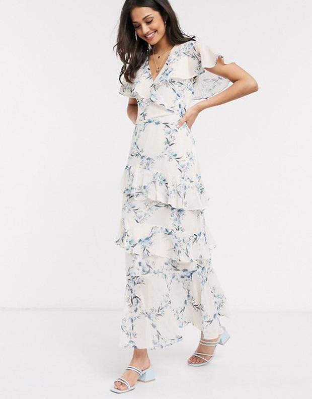 Hà Tăng diện váy hoa bình dân xinh lịm tim, chị em đu theo cực đơn giản nhờ loạt thiết kế từ Zara, Mango, ASOS này - Ảnh 11.