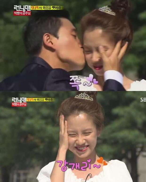 Đúng là con trai Kang Gary có khác, loveline trên show thực tế cũng giống y đúc bố thế này! - Ảnh 2.