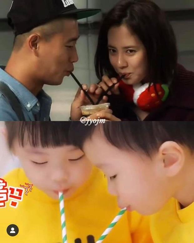 Đúng là con trai Kang Gary có khác, loveline trên show thực tế cũng giống y đúc bố thế này! - Ảnh 3.