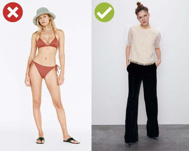 5 items các BTV thời trang sẽ không bao giờ mua ở Zara, xem mà rút được bao kinh nghiệm shopping đắt giá - Ảnh 4.