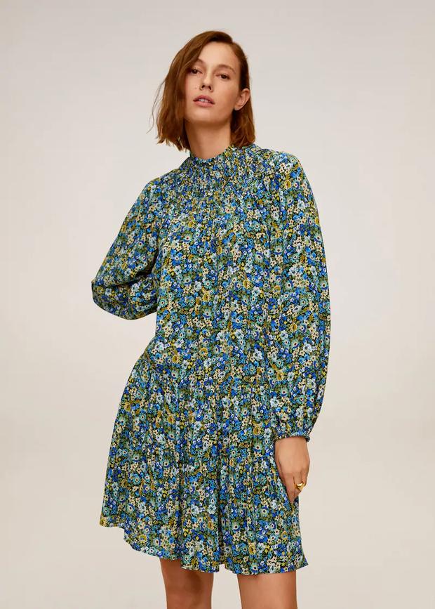 Hà Tăng diện váy hoa bình dân xinh lịm tim, chị em đu theo cực đơn giản nhờ loạt thiết kế từ Zara, Mango, ASOS này - Ảnh 3.