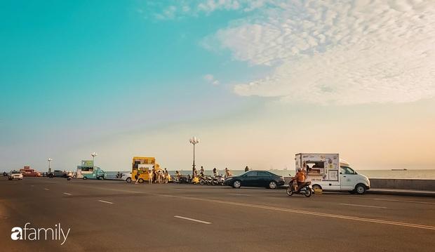 Chùm ảnh: Đẹp ngỡ ngàng con đường Lollipop đủ màu sắc đang hot nhất Vũng Tàu, có thể đi liền cho nóng vào cuối tuần - Ảnh 4.