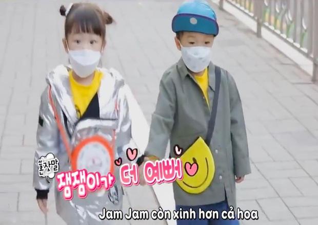 Đúng là con trai Kang Gary có khác, loveline trên show thực tế cũng giống y đúc bố thế này! - Ảnh 5.