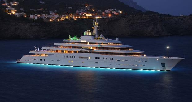 Ghé thăm cung điện trên không trị giá 1.900 tỷ đồng của nhà tài phiệt Abramovich - ông chủ giàu có hàng đầu thế giới bóng đá - Ảnh 4.