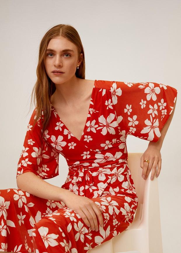 Hà Tăng diện váy hoa bình dân xinh lịm tim, chị em đu theo cực đơn giản nhờ loạt thiết kế từ Zara, Mango, ASOS này - Ảnh 5.